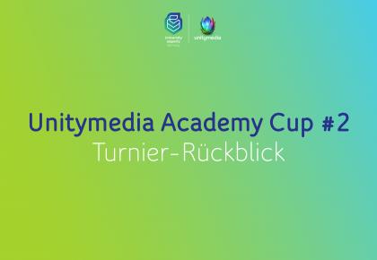 Twitch Avengers gewinnt den zweiten Unitymedia Academy Cup