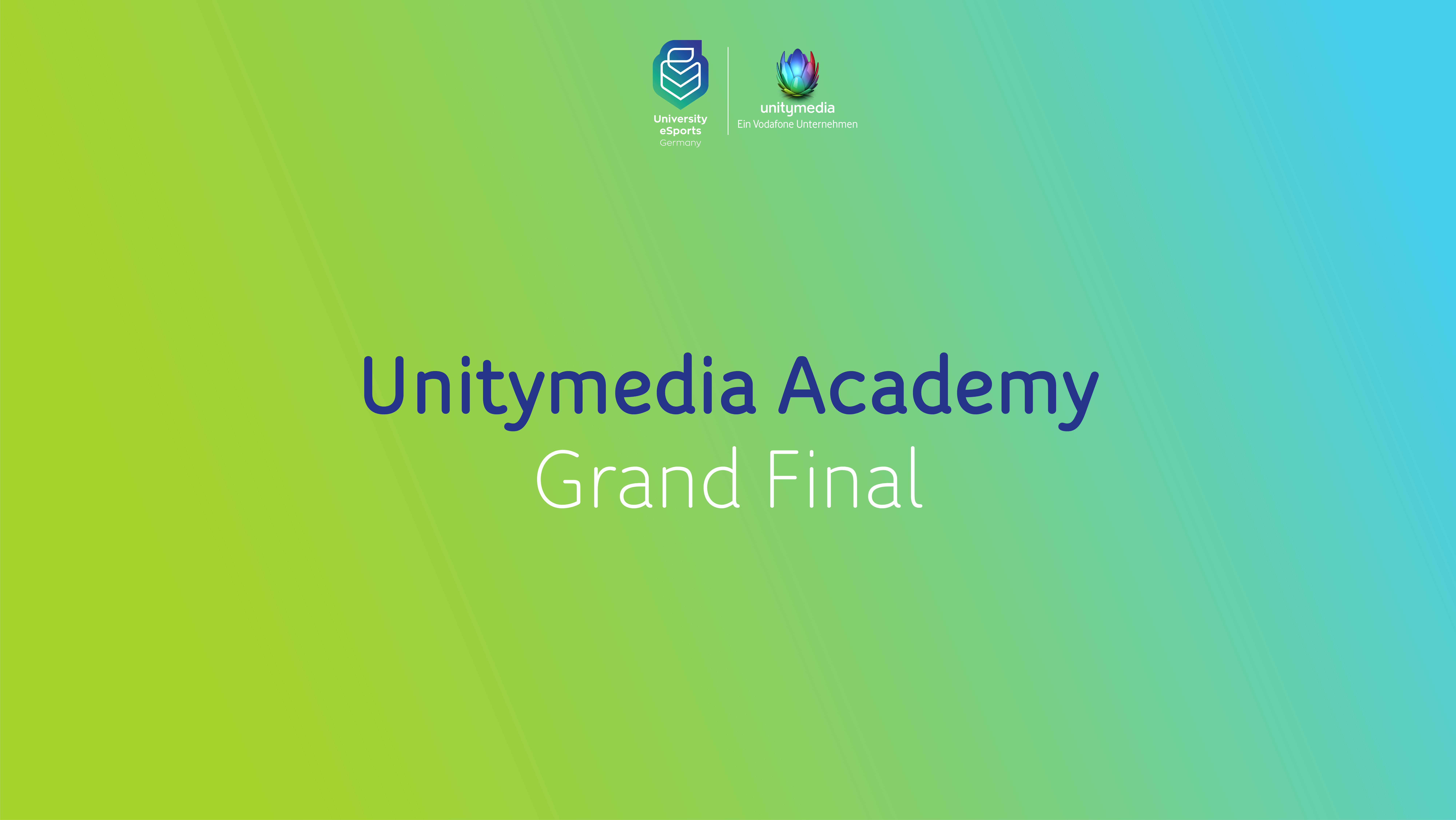Unitymedia Academy Finale