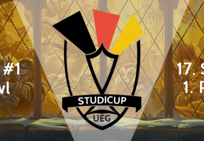 StudiCup #1 – David gegen Goliath