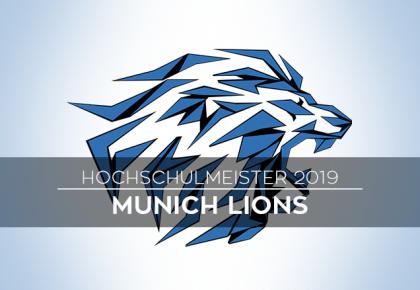 Hochschulmeister – Munich Lions