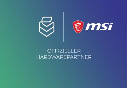 MSI wird offizieller PC Hardware- und Peripherie-Sponsor der Uniliga