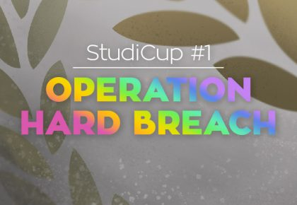 1. Rainbow Six Siege StudiCup