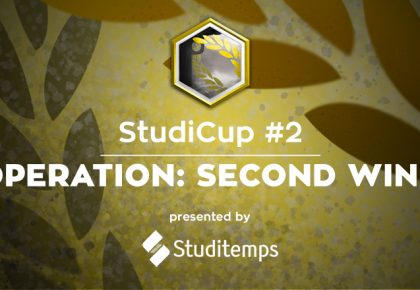 2. Rainbow Six Siege StudiCup