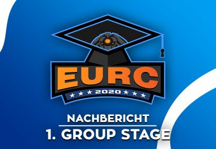 EURC – 1. Group Stage Lower Bracket