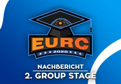 EURC – 2. Group Stage Lower Bracket