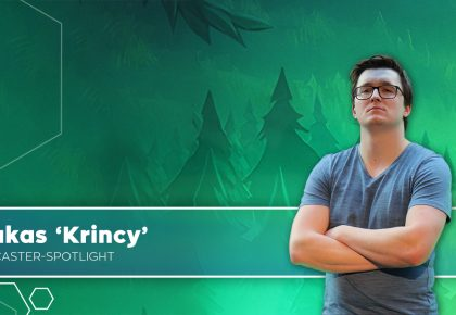 Caster Spotlight – Krincy