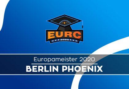 Berlin Phoenix gewinnt die EURC