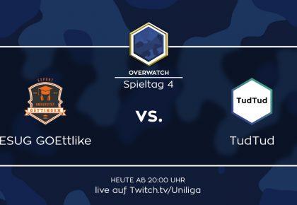 CS:GO: Alle Infos zum Spiel ESUG GOEttlike vs. TudTud