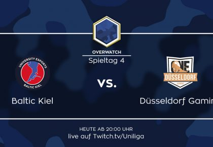 CS:GO: Alles Infos zum Spiel Baltic eSports Kiel vs. Düsseldorf Gaming