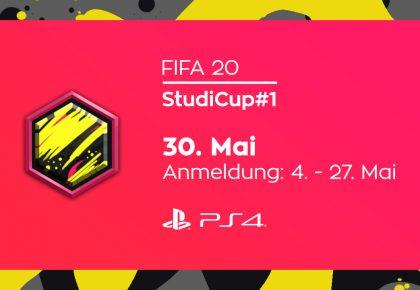 Brandneu: FIFA 20 StudiCup