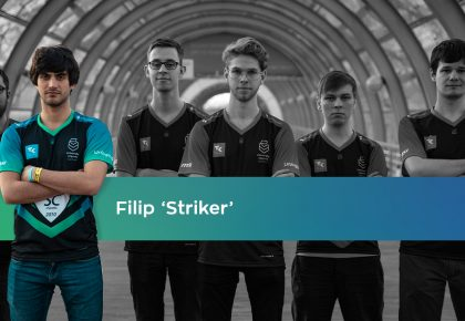 Player Spotlight: Striker – Von Anfang an dabei