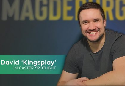 Caster Spotlight – Kingsplay
