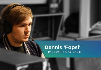 Player Spotlight – Fapsi