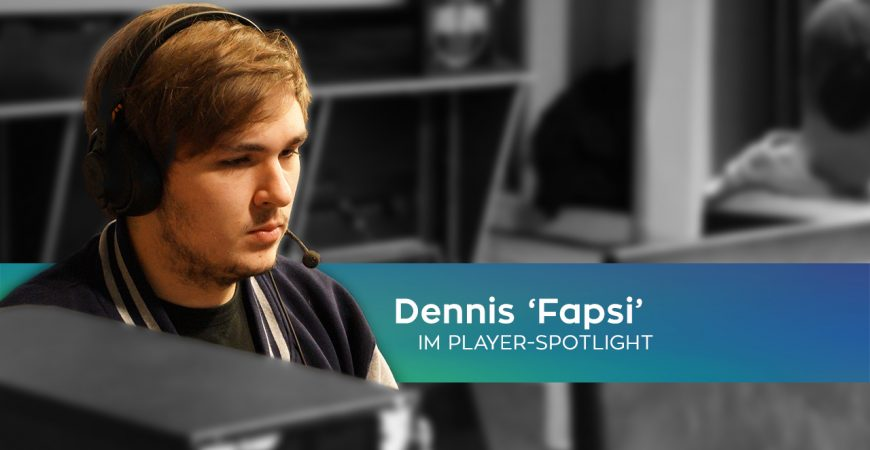 Player Spotlight – Fapsi