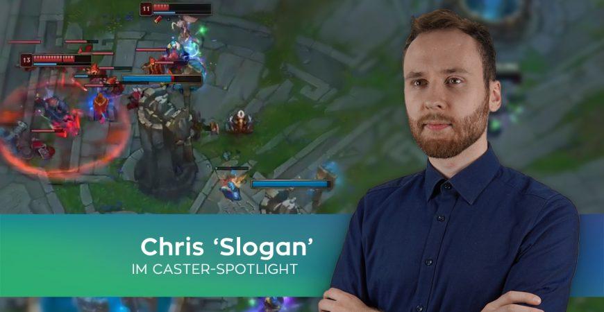 Caster Spotlight – Slogan