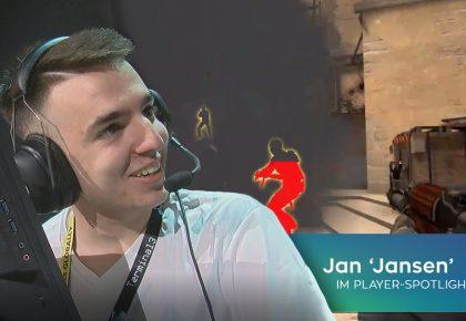 Player Spotlight: jansen – Zwischen Uniliga und BIG Omen Academy