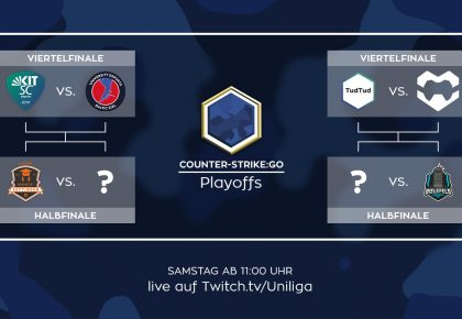 CS:GO: Das sind die Playoff Teilnehmer!