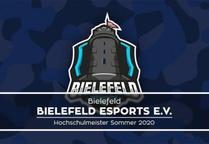 CS: Bielefeld eSports e.V. holt sich den Titel!