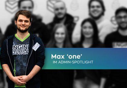 Admin Spotlight – One