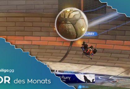 Player Spotlight: Flurry – Tor des Monats Juni Gewinner
