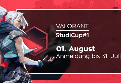 Valorant: Alle Infos zum StudiCup!