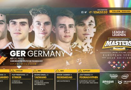 KIT SC White ist Europameister!