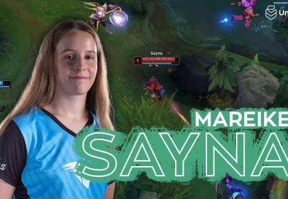 Player Spotlight: Sayna