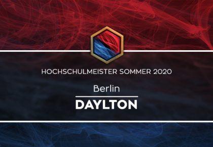 LoR: Daylton gewinnt den ersten Titel