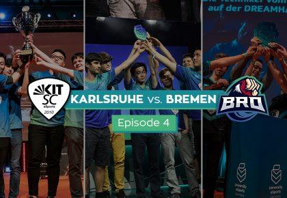 Karlsruhe vs. Bremen – Was bisher geschah