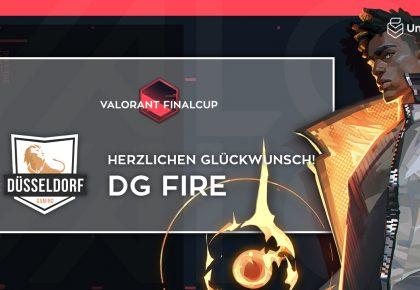 Valorant: Düsseldorf Gaming gewinnt den ersten StudiCup!