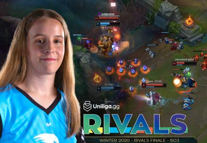 LoL: Team Sayna gewinnt die Uniliga Rivals!