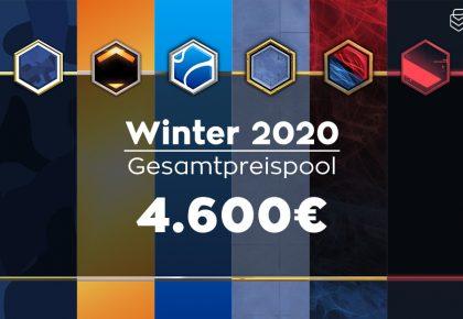Die Preise der Winterseason 2020/2021