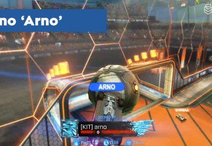 Player Spotlight: Arno – Gewinner des Tor des Monats Oktober