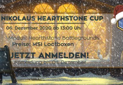 HS Battlegrounds Nikolaus Turnier!