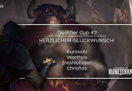 LoR: Das sind die Sieger des Qualifier Cup #2