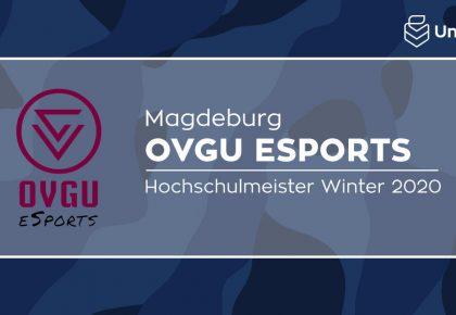 CS:GO: OVGU eSports ist der neue Hochschulmeister!