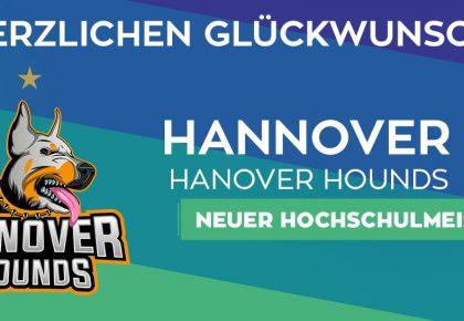LoL: Hanover Hounds sind der neue Hochschulmeister!