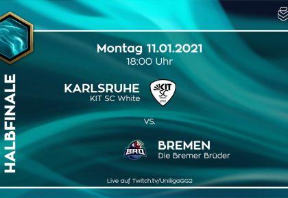 LoL: Karlsruhe vs. Bremen erstmals im Halbfinale!