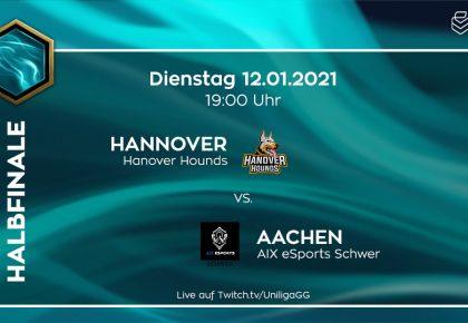 LoL: Aachen vs. Hannover – Wer schafft den Einzug ins Finale?