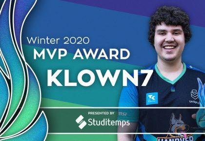 LoL: Klown7 erhält den MVP Award!