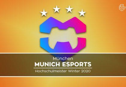 OW: Munich eSports zum vierten Mal in Folge Hochschulmeister
