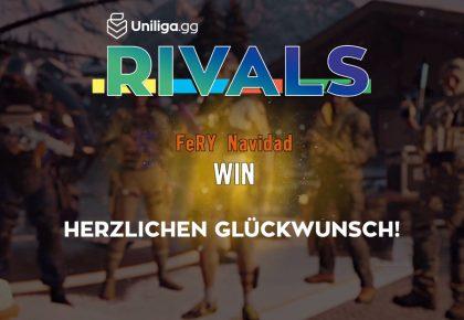 R6S: Team FeRY gewinnt die R6S Rivals!