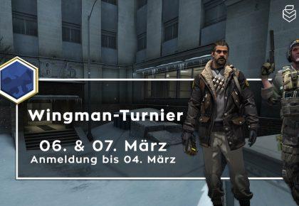 CS:GO: Wingman-Turnier