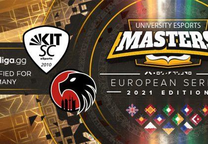 LoL: KIT SC White und 1. ECF Black vertreten Deutschland bei der UEM
