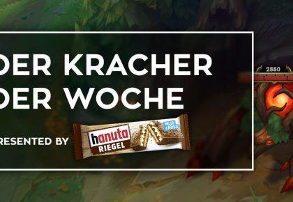 LoL: Schickt uns eure Kracher!