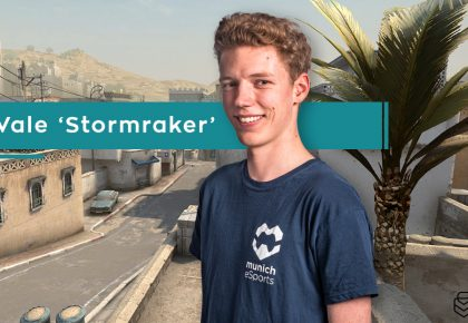 Caster Spotlight: Vale 'Stormraker'