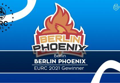 EURC: Berlin Phoenix gewinnt Europameisterschaft!