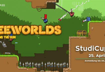 Teeworlds Studicup #1 – Das kleinste Turnier der Welt!