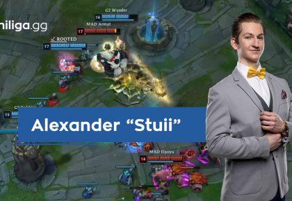 LEC Gewinner Spotlight: Stuii