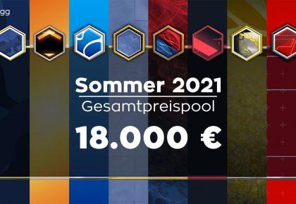 Die Preise der Sommerseason 2021